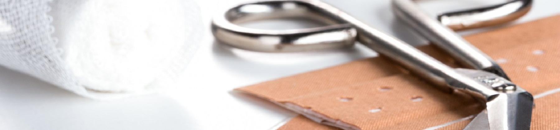 Behandlung von akuten und chronischen Wunden